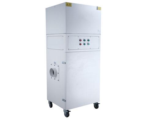 CPP纳米纤维滤筒除尘器